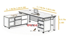 Hot sale design for office furniture table cheap office chair and desk office