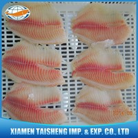 New Process Frozen Tilapia Fillet with Wholesale Price