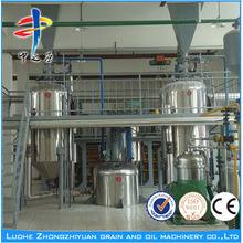 Factory price automatic 10~500TPD oil refinery for sale in united states