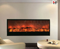 cheap 220v electric fireplace for apartment , coffee bars and offices
