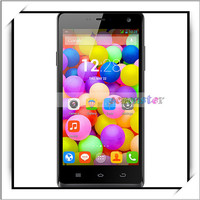 """For THL 5000 5.0"""" IPS Screen 2GB and 16GB MTK6592T Octa-core Android 4.4.2 2.0GHz Cheap Bar Mobile Phone Black"""