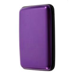 Waterproof Business ID Credit Card Holder Multiple Wallet Holder Aluminum Metal Case Box
