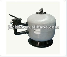 Different diameter Swimming pool side-mounted sand filter