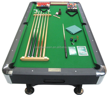 pool tables and accessories