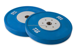 Barbell Weight Plate Rubber Cover