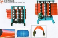 engineers available to go abroad curved corrugated steel sheets crimp curved roofing sheet machine