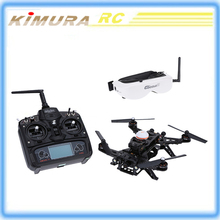 Walkera Runner 250 FPV Drone with Goggle V2 / OSD /DEVO 7 7ch transmitter / HD Camera RC 250 Helicopter Quadcopter