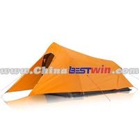 Light weight 2 person tent 3-4 season ultralight hiking rain cover tent