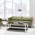 Promoção de alta qualidade mobiliário de escritório sofá de tecido PU sofá do escritório