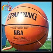 Inflables de publicidad exterior gigante modelo de baloncesto venta