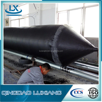 2015 Inflatable Barge Launching Rubber Airbag