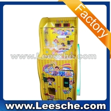 LSJQ-755 happy star ball shooter capsule out small gift game machine Table tennis amusement machine