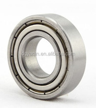 R14ZZ inch deep groove bearing 22.225*47.625*9.53mm with bore size: 22.25 mm