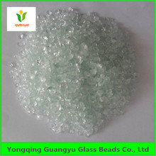 Chinese glass sand for blasting and decorating