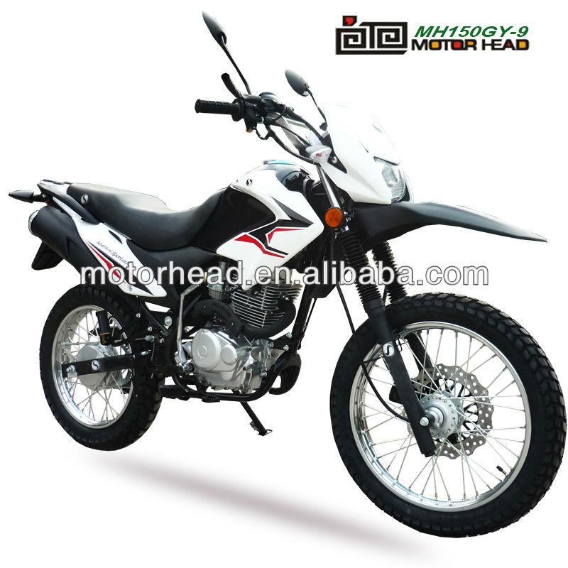 الهجين الدراجات النارية الترابية دراجة، mh150gy- 9, 150cc على الطرق الوعرة الدراجة، مفترق طرق 150cc دراجة نارية