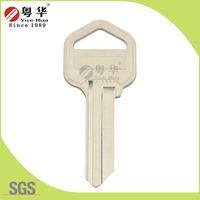 Types of door keys for doraemon pattern key blank