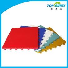 Polypropylene(PP) outdoor sports hall flooring