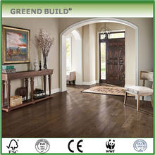 Class B1 Oak wooden flooring Fireproof floor materials