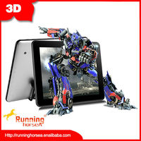 2015 Naked Eye 3D Android Tablet PC 10.1inch suitable for playing 3D Games/watching 3D movies Naked eye 3D tablet PC