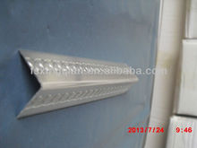 Ruber protection aluminum edge banding