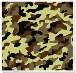 100% polyester PU coated tear resistant camouflage tent fabric pakistan