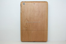 For iPad Mini Bamboo Wooden Case , Anti-shock Hard Case for iPad Mini Wood Case Paypal Accepted