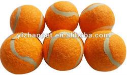 Good quality pet chewing toys dog tennis balls