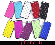 Luxury Crystal Rhinestone Diamond Starry Full Star Back Cover Case For iphone 6