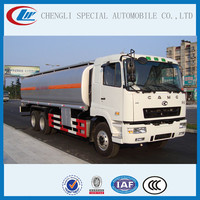 CAMC Hualing Star 6x4 Water Tank Truck 25tons sprinkling truck with powerful engine Water bowser 25000Liters Watering vehicle