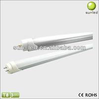 SMD3014 2ft 10w t8 led tube ztl