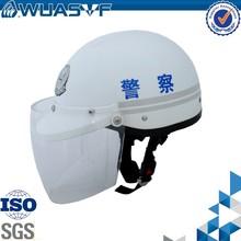 Police Summer Motorcycle Helmet for sale