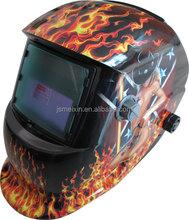 safety helmet welding shield
