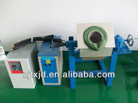 Industrial Electric Mini/Small Induction Melting Furnace For Melting Iron,Steel,Copper,Aluminum,Gold,Silver