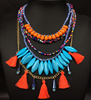 Beads handmade necklaces for women handmade long necklace N5139