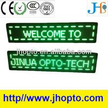 Bus /taxi led Matrix p5 SMD P6 /P7.62 /P8 DIP P10 /P13.33 /P16 /P20 outdoor /indoor led display board