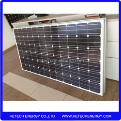 monocrystalline 300 watt solar panel from china supplier