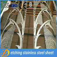 China Supplier Elevator Stainless Steel Decorative Sheet Manufacturers