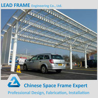 Plastic Material Polycarbonate Cover Car Garage Shelter Canopy
