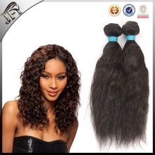 Track my orders grade 7A natural remy hair extension 100% virgin peruvian human hair extension