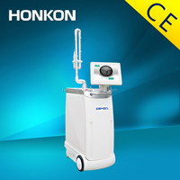 1064nm and 532nm YAG laser machine tattoo removal and pore firming machine