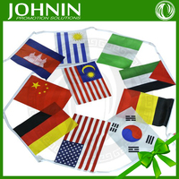 Hanging National Countries Olympic Games Sports Banner flag