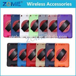 wholesale price For iPad mini 1/2 Hybrid Double Layer Fusion Cover
