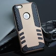 PC & TPU Hybrid Case for iPhone 6 plus