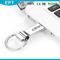 UDP Keychain Stick Shape Custom Rubber 800 Memory USB Flash Dirve