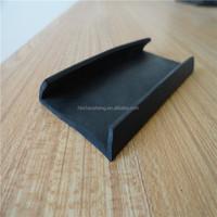 Rubber & Plastice protective car edge/auto glass edge rubber