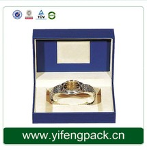 2014 High Quality Paper Watch Packaging Box, Custom Packaging Watch Case