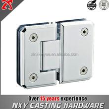 180 degree glass door hinge Glass to glass