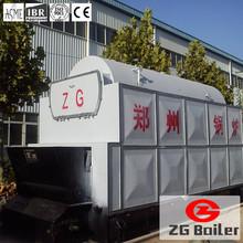 2t 4t 6t 8t 10t horizontal biomass boiler wood coal boilers in korea