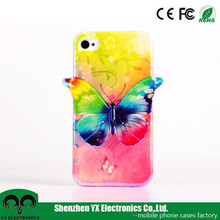For iphone 5 cover, 3D innovative phone cover for iphone cover 5s