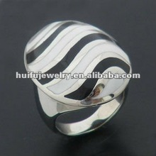 New design epoxy stainless steel ring